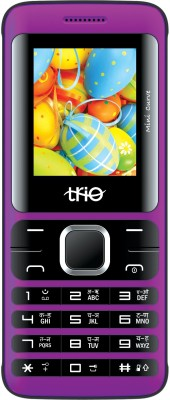 Trio Mini Curve (Purple, Black)