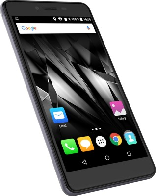 Micromax Canvas Evok (Black, 16 GB)