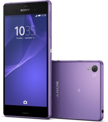 Sony Xperia Z3 (Soft Purple, 16 GB)