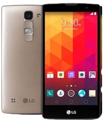 LG Magna (Black and Gold, 8 GB)