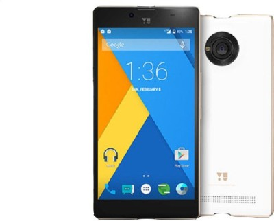 Yu Yuphoria (Black, Gold, 16 GB)