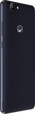 Micromax Canvas Nitro 2 (Grey & Silver, 16 GB)