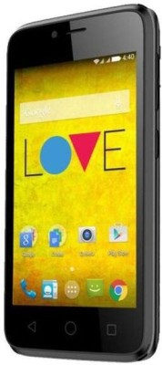 Panasonic Love T35 (Black, 4 GB)