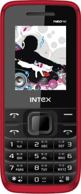 Intex Neo-Vi (Black and Red)