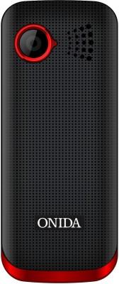 Onida G1802 (Black, Red)