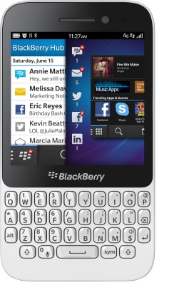 Buy BlackBerry Q5: Mobile