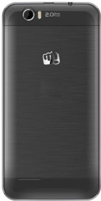 Micromax Bolt A40 (Grey, 75 MB)