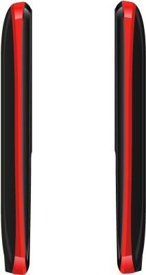 Onida G186 (Black, Red)