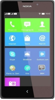 Nokia XL (Black)