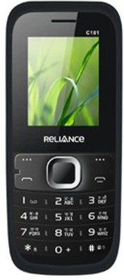 Reliance Lava C181 (Black)