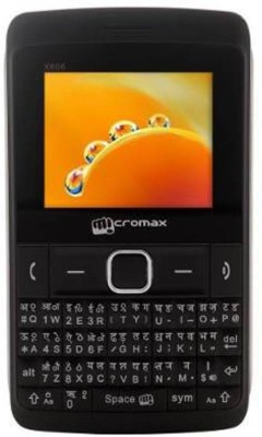 Micromax x (black)