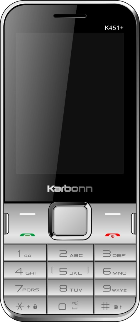 Karbonn Sound Wave (Silver)