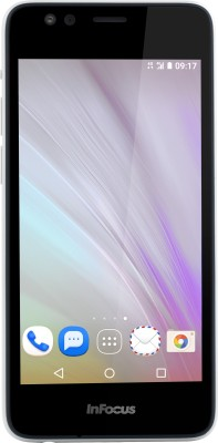 InFocus Bingo 21 (White, 8 GB)