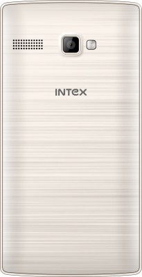 Intex Aqua 3G Strong (Champagne, 512 MB)