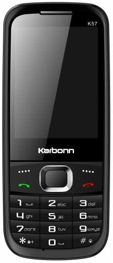 Karbonn K57 Black