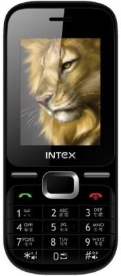 Intex Leo Mobile (Black)