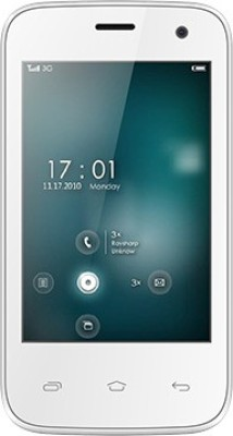 Videocon Z30aire (White, 512 MB)