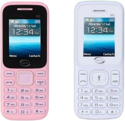 Infix N5::N3 (White, Pink)