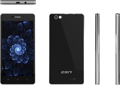 Zen Megashot 1 (Black, 4 GB)