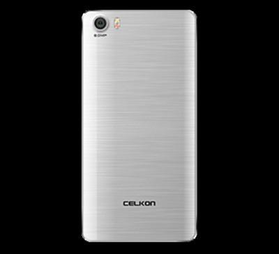 Celkon Millennia Q5K Transformer (Silver, 8 GB)