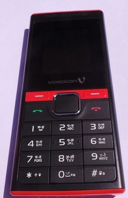 Videocon Videocon (Black Red)