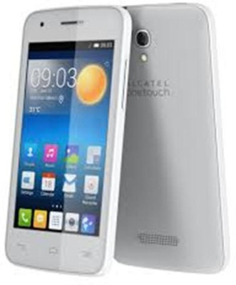 Alcatel FLASH MINI (WHITE , BLACK, 4 GB)