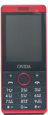 Onida G242 (Black & Red)