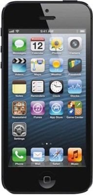 Apple iPhone 5 Black, with 32 GB available at Flipkart for Rs.28999