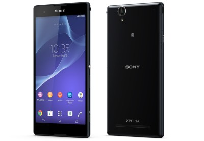 Sony T2 Ultra (Black, 8 GB)
