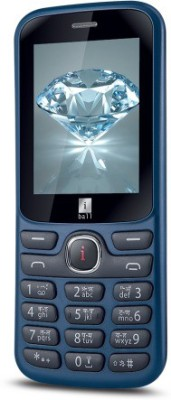 Iball 2.4K Jewel (Black & Blue)
