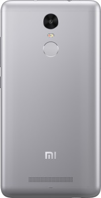 Redmi Note 3 (Dark Grey, 16 GB)
