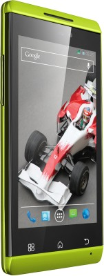 XOLO Q500S IPS (Green, 4 GB)