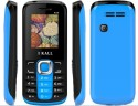 IBall K-99 Dual Sim Feature Phone With Torch Light & Bluetooth-blue (Blue)