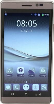 Kara K 10 Dual Sim Mobile Phone (Coffee, 1 GB)