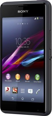 Sony Xperia E1 Dual (Black, 4 GB)