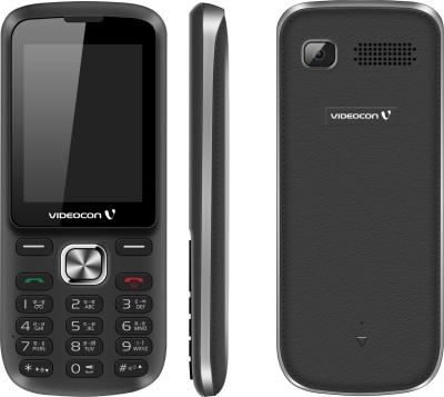 Videocon V2DA1 (Black & Silver)