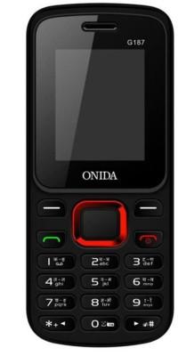 Onida G187 (Black)