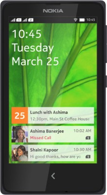 Nokia X at Cheapest Price Of Rs 6650 from Flipkart only Today