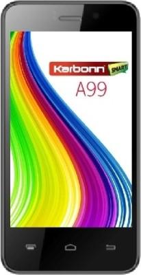 Karbonn A99 (Dual SIM, Black)