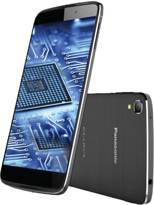 Panasonic Eluga switch (Gun Metal Grey, 32 GB)