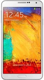 Samsung Galaxy Note III Single Sim White