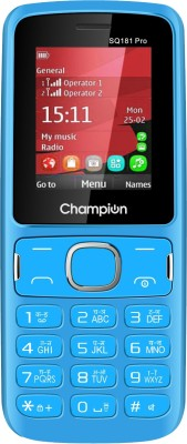 Champion SQ181 (Blue)