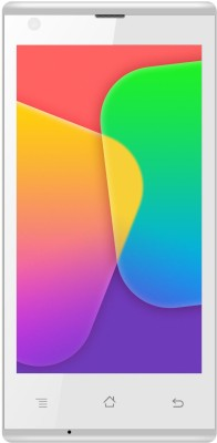 Videocon Infinium Z45 Nova (White, 8 GB)