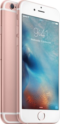 Apple iPhone 6S (Rose Gold, 128 GB)