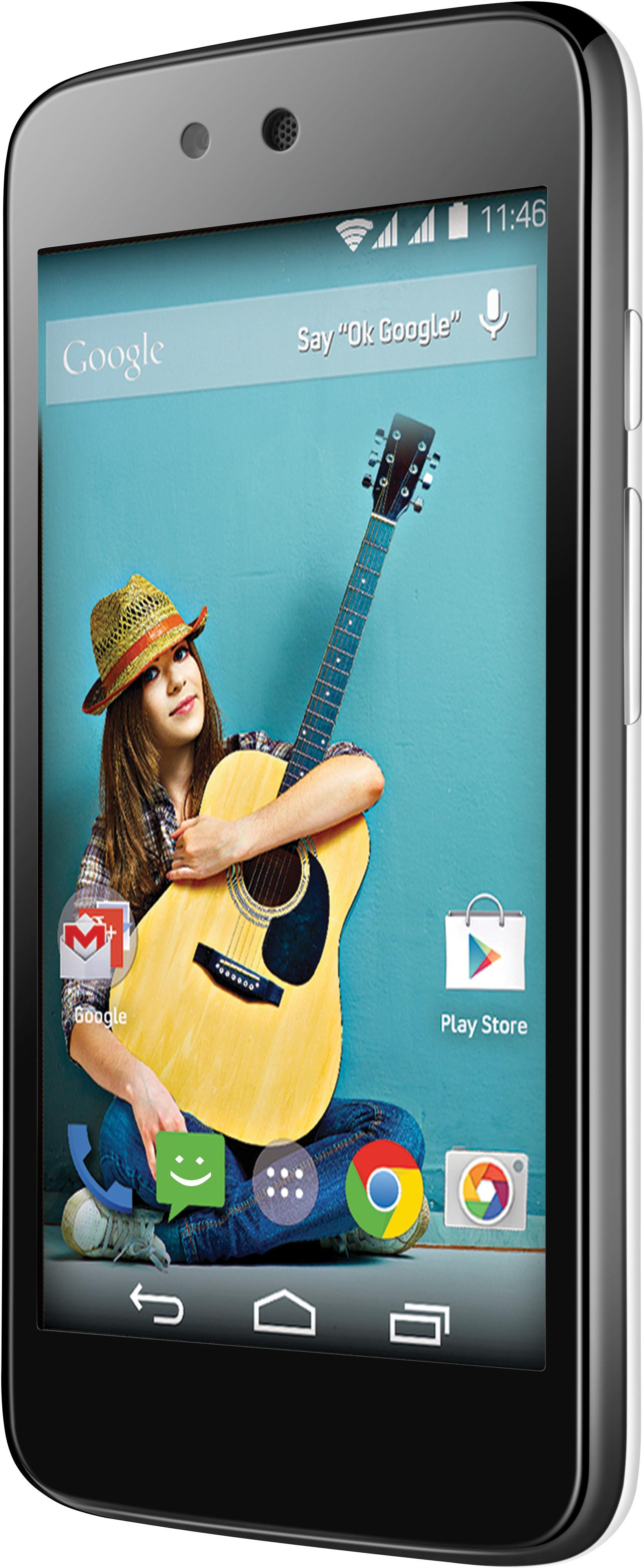 Spice Android One Dream UNO Mi-498 White