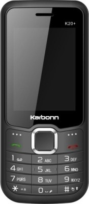 Karbonn K20Plus (Black and Red)