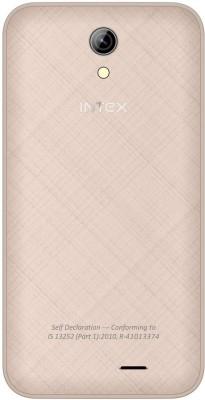 Intex Aqua Y4 (Champagne, 4 GB)