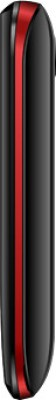 Micromax X084 (Black and Red)
