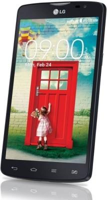 LG L80 Dual (Black, 4 GB)