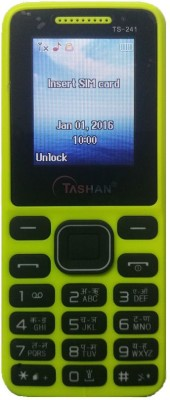 Tashan TS 241 Sleek (Green and Black)